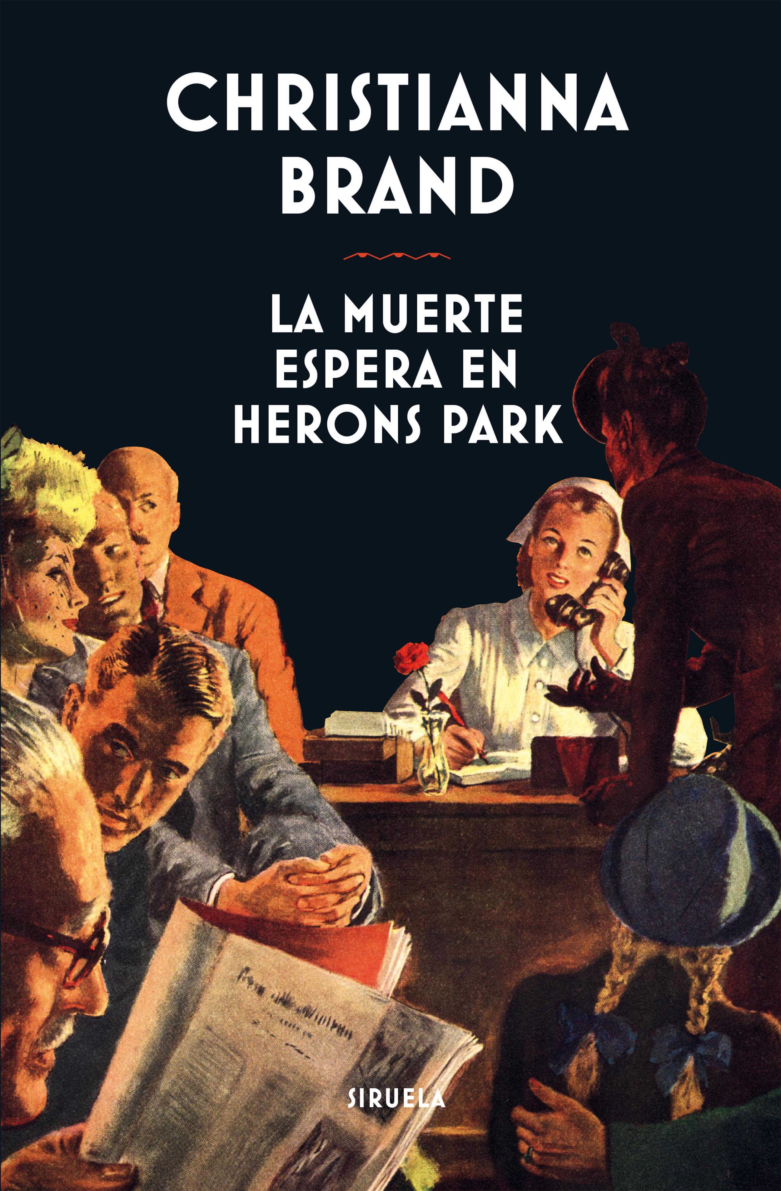 MUERTE ESPERA EN HERONS PARK LA
