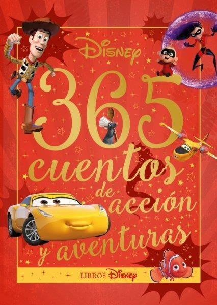 DISNEY 365 CUENTOS DE ACCION Y AVENTURAS