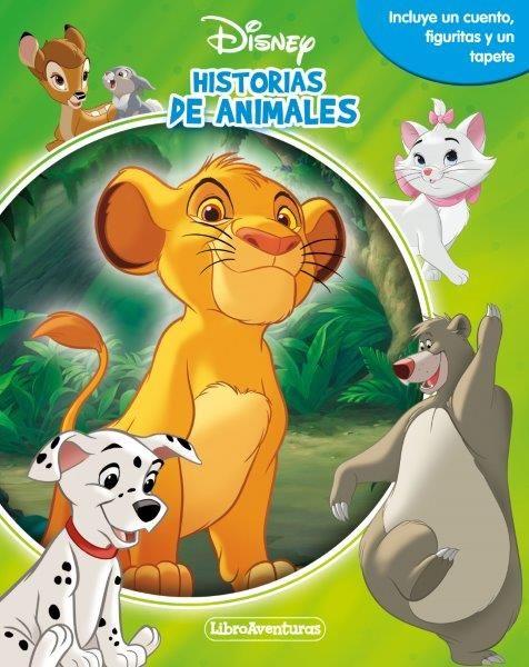LIBROAVENTURAS HISTORIAS DE ANIMALES