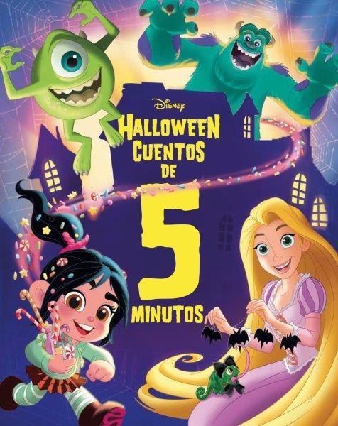 DISNEY HALLOWEEN CUENTOS DE 5 MINUTOS