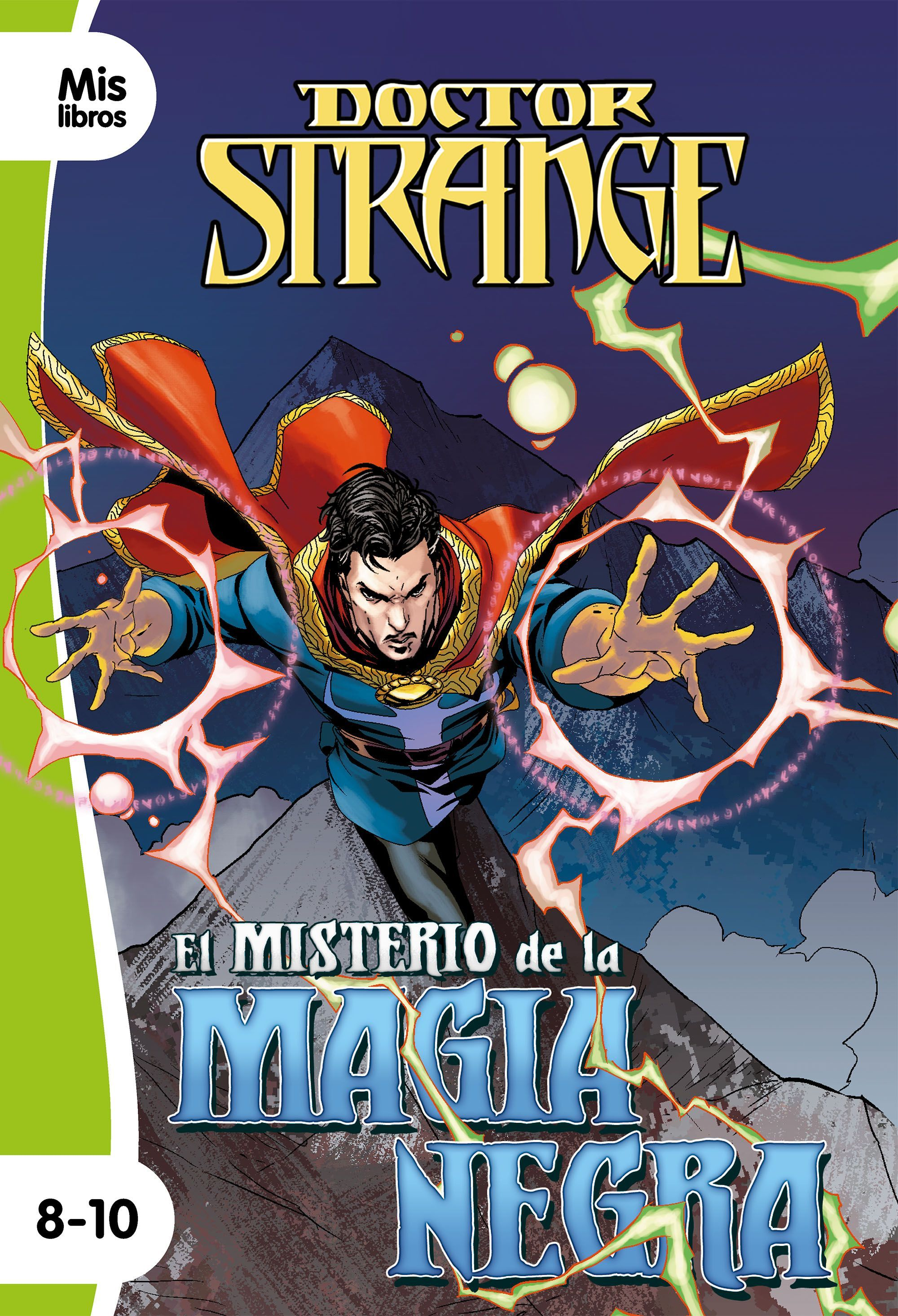 DOCTOR STRANGE EL MISTERIO DE LA MAGIA NEGRA