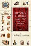 HISTORIA EMPIEZA EN EGIPTO LA