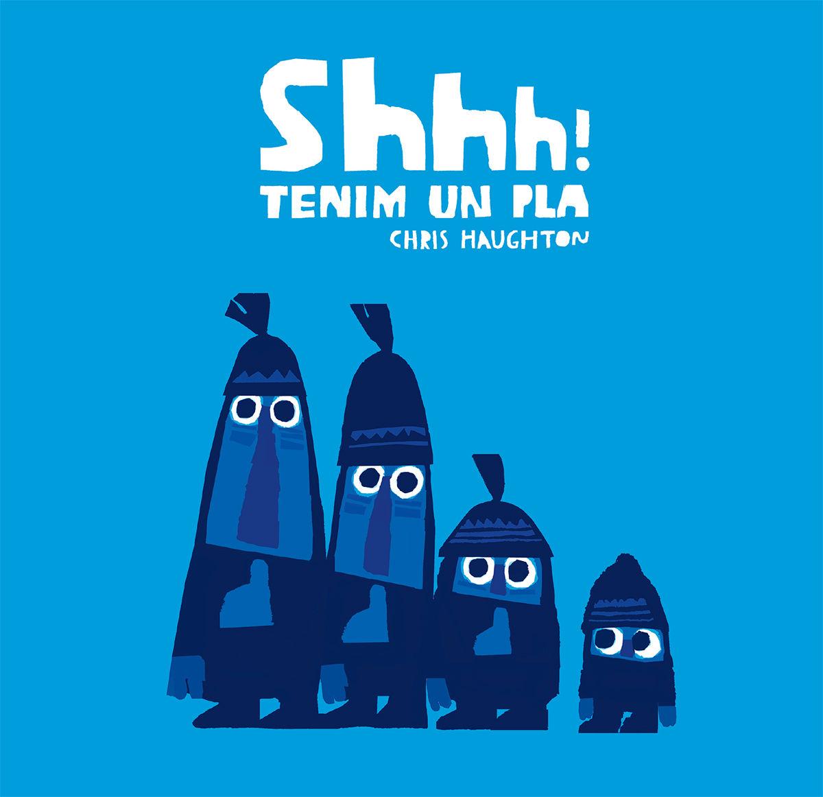 SHHH TENIM UN PLA - CAT - NE