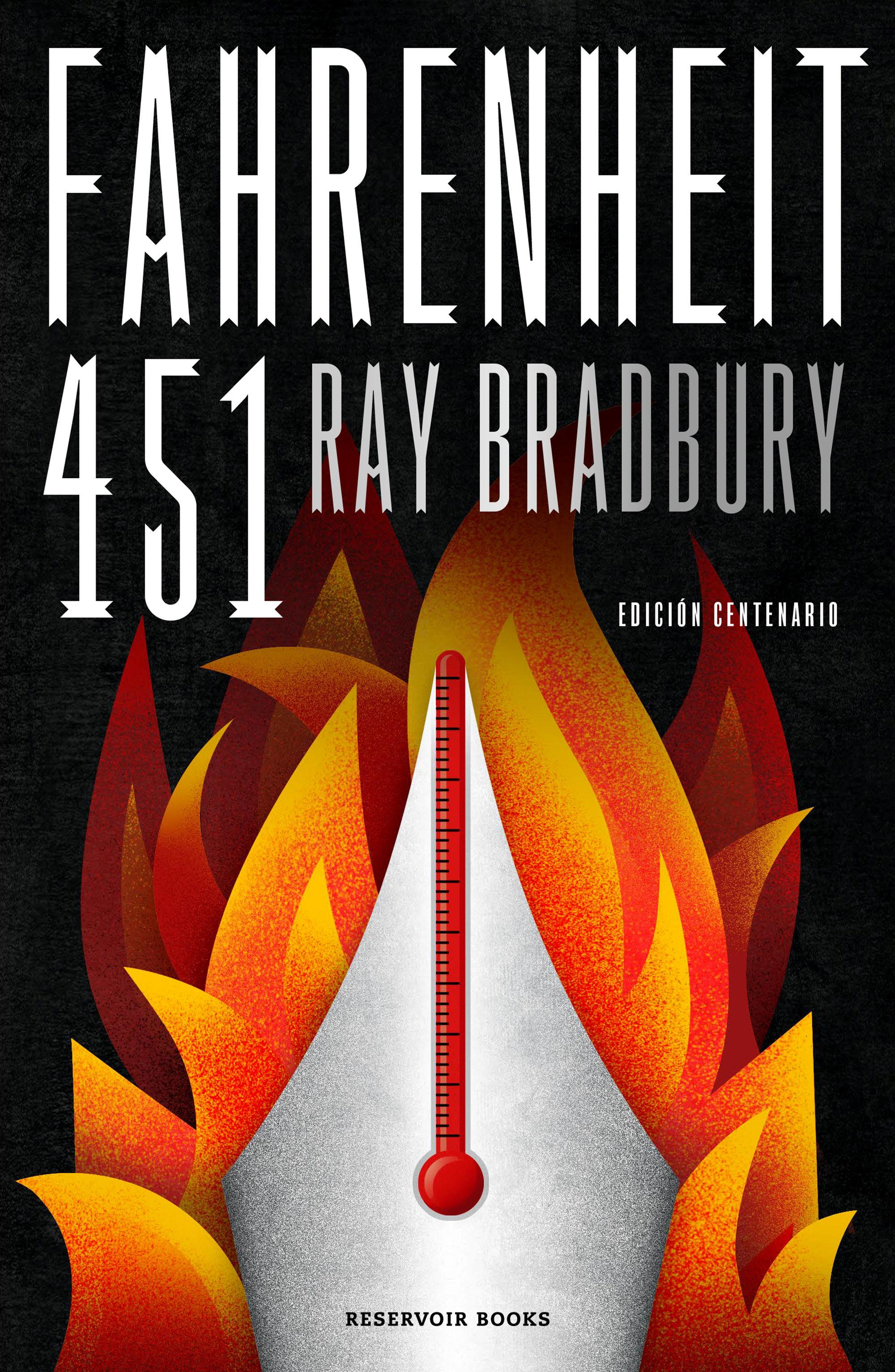 FAHRENHEIT 451 EDICION ILUSTRADA