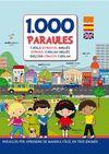 1000 PARAULES CATALÀ-ESPANOL-ANGLÈS