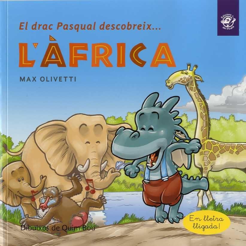 DRAC PASQUAL DESCOBREIX L'ÀFRICA EL