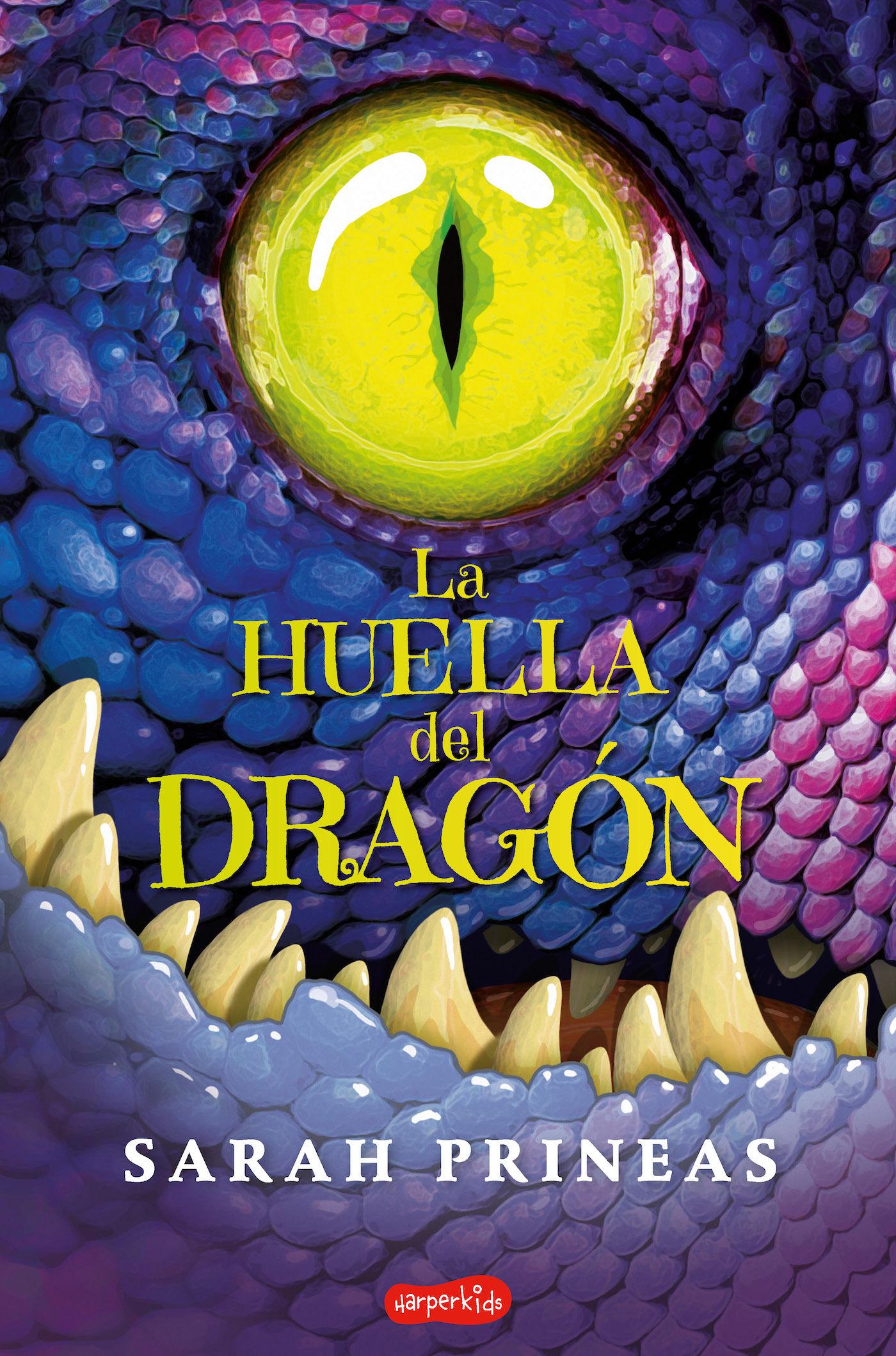 HUELLA DEL DRAGON LA