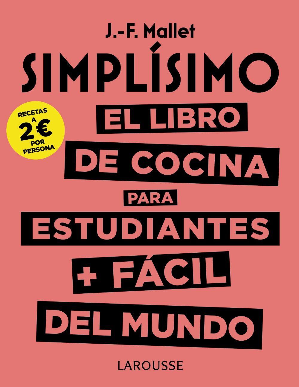 SIMPLISIMO EL LIBRO DE COCINA PARA ESTUDIANTES