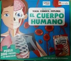 CUERPO HUMANO EL VIAJA CONOCE EXPLORA