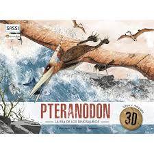 PETERANODON LA ERA DE LOS DINOSAURIOS