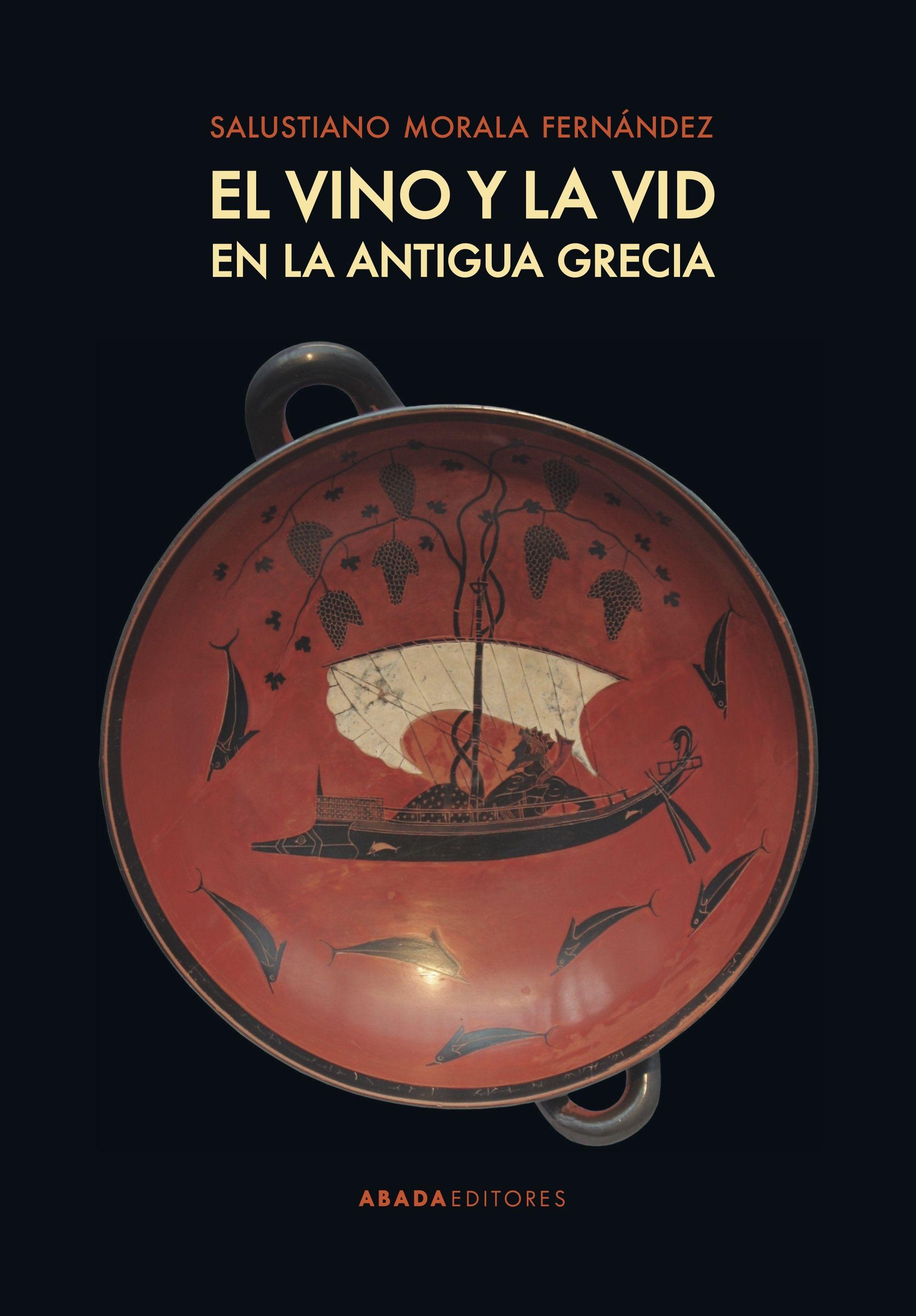 VINO Y LA VID EN LA ANTIGUA GRECIA EL