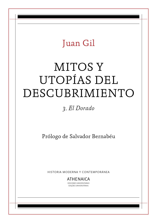 MITOS Y UTOPIAS DEL DESCUBRIMIENTO 3