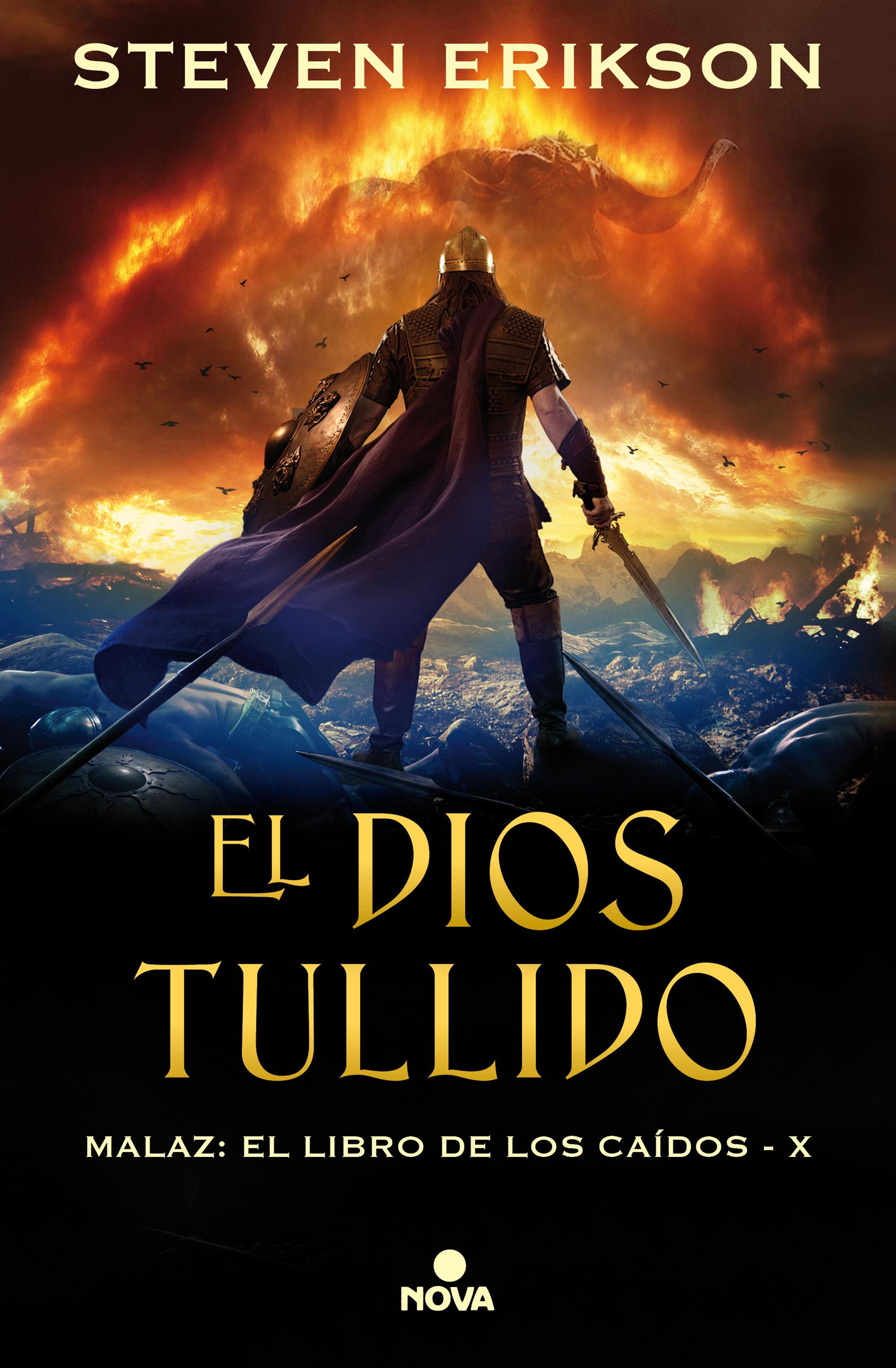 MALAZ 10 EL DIOS TULLIDO
