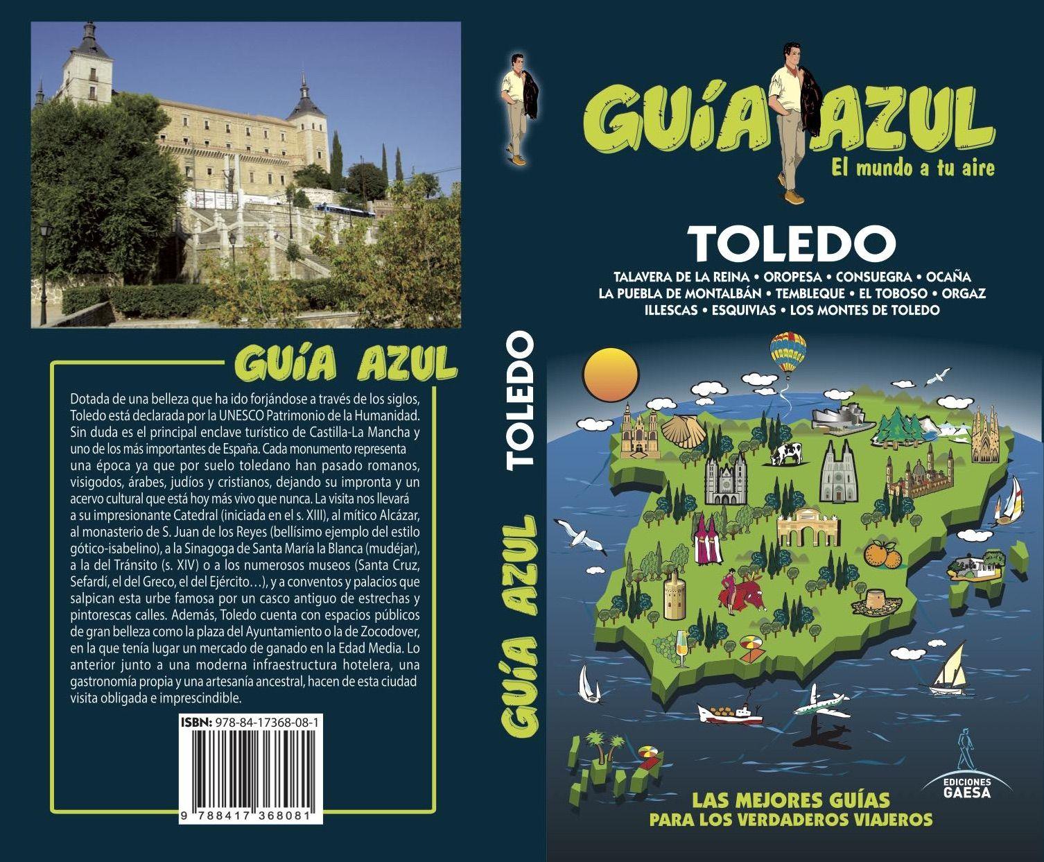 TOLEDO GUIA AZUL
