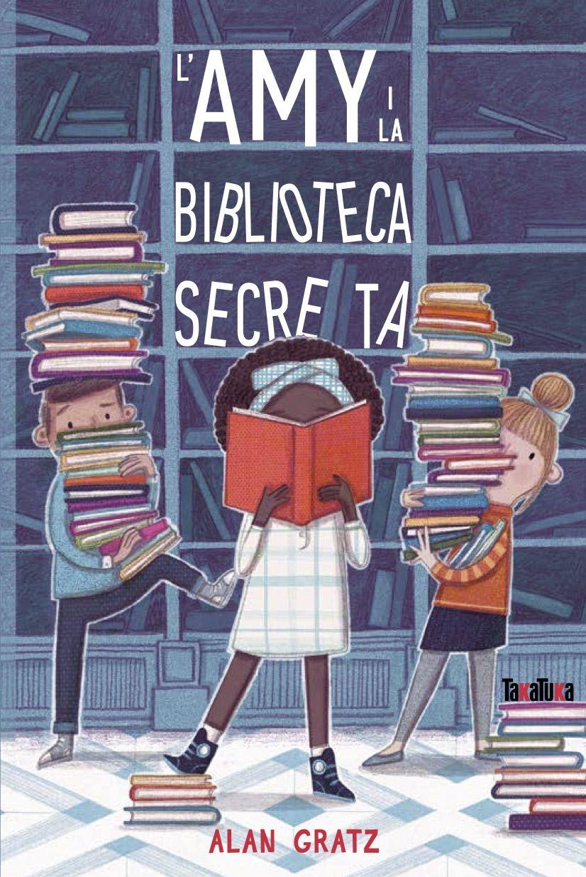 AMY I LA BIBLIOTECA SECRETA L