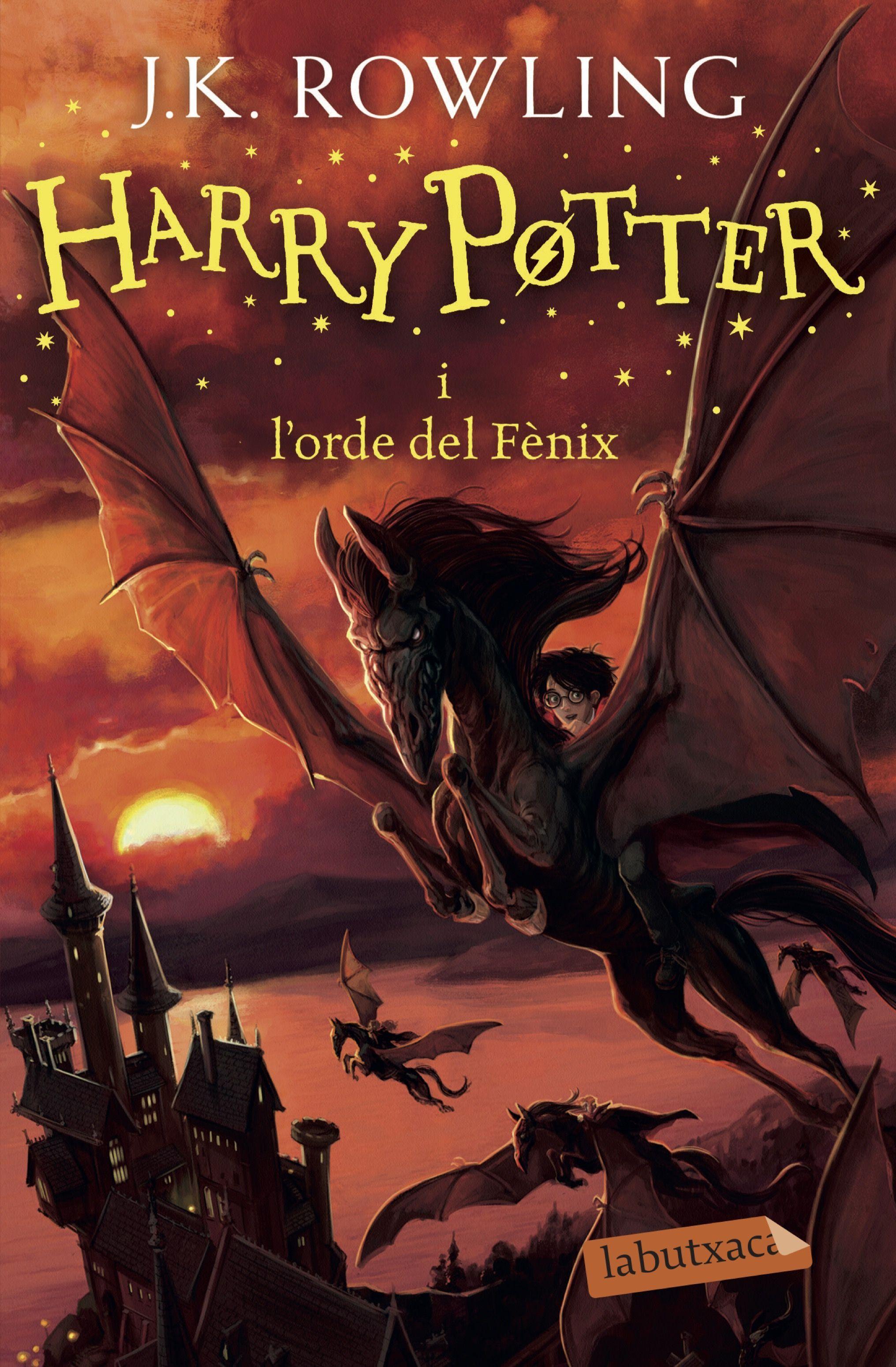 HARRY POTTER I L ORDE DEL FENIX