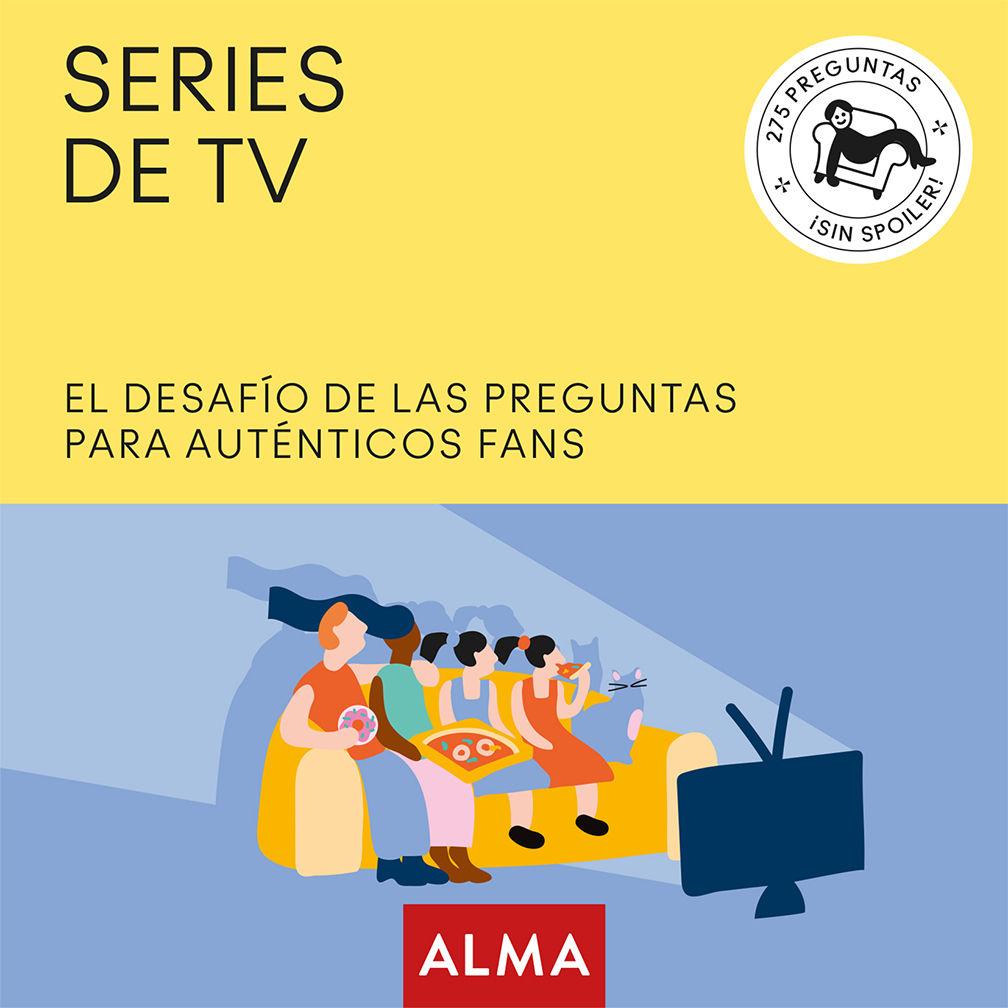 SERIES DE TV EL DESAFÍO DE LAS PREGUNTAS PARA AUT