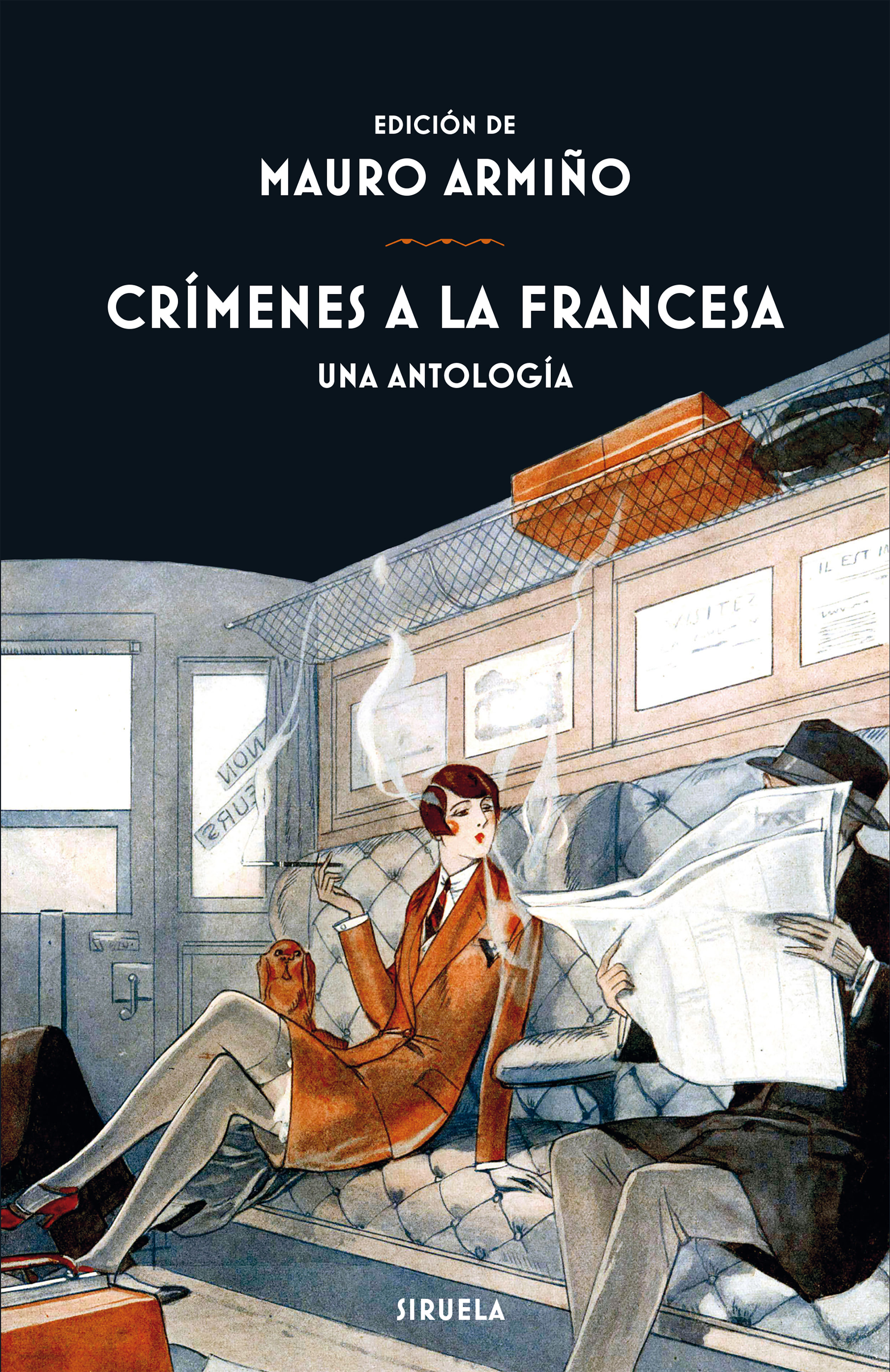 CRIMENES A LA FRANCESA