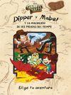 GRAVITY FALLS DIPPER Y MABEL Y LA MALDICION DE LOS PIRATAS DEL TIEMPO