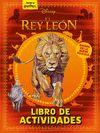 REY LEON LIBRO DE ACTIVIDADES