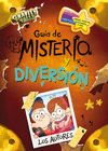 GRAVITY FALLS GUIA DE MISTERIO Y DIVERSION