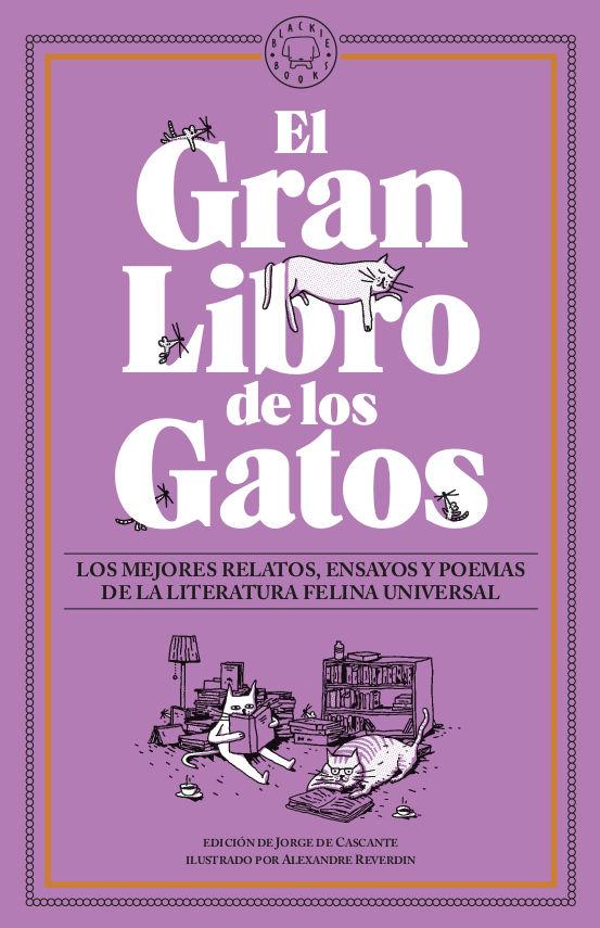 GRAN LIBRO DE LOS GATOS EL