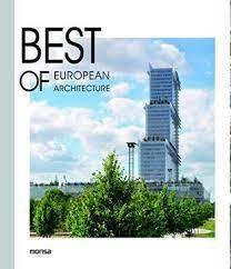 BEST OF EUROPEAN ARCHITECTURE BILINGUE ESP/ENG