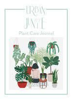 URBAN JUNGLE PLANT CARE JOURNAL BILINGUE ESP/ENG