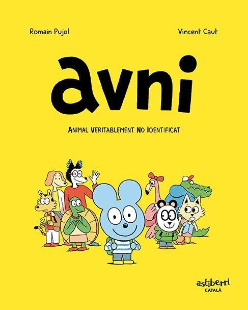 AVNI 01 ANIMAL VERITABLEMENT NO IDENTIFICAT