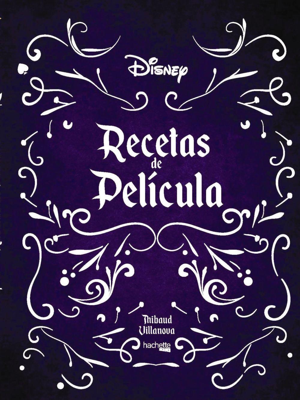 RECETAS DE PELICULA - DISNEY