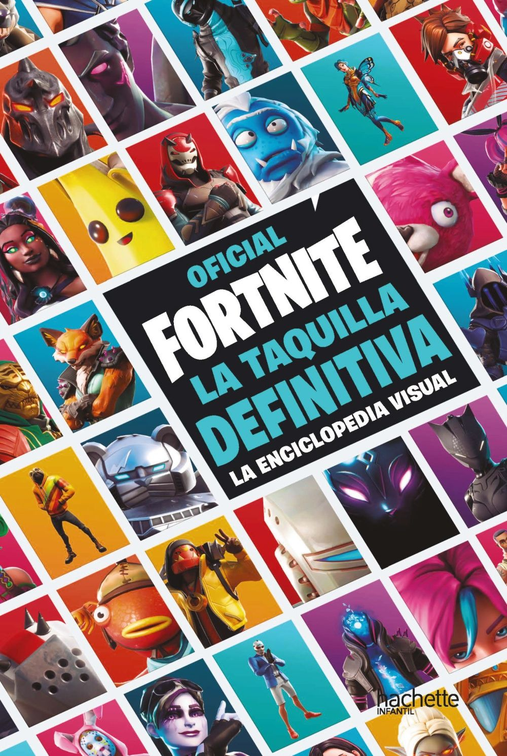 TAQUILLA DEFINITIVA FORTNITE