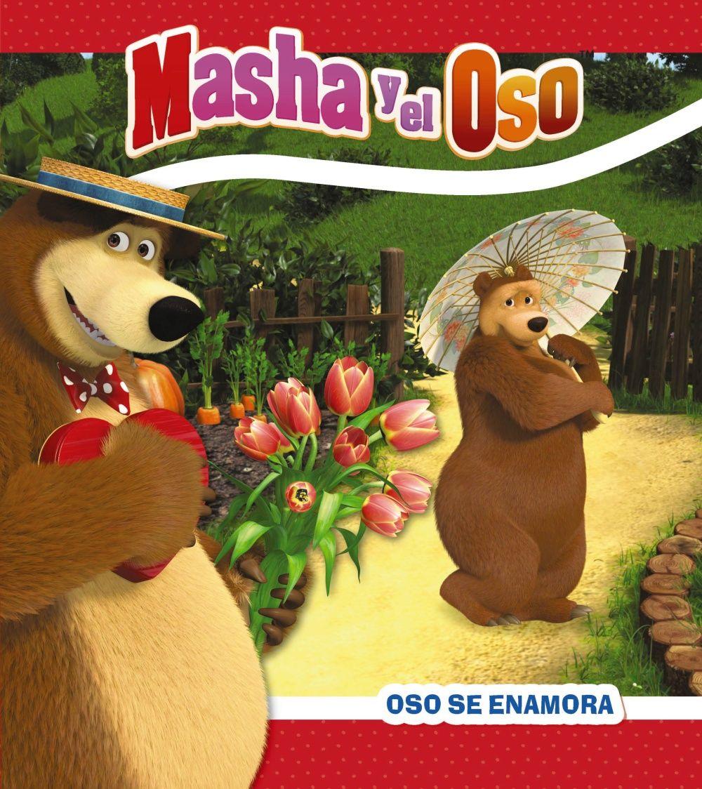 MASHA Y EL OSO OSO ESTA ENAMORADO