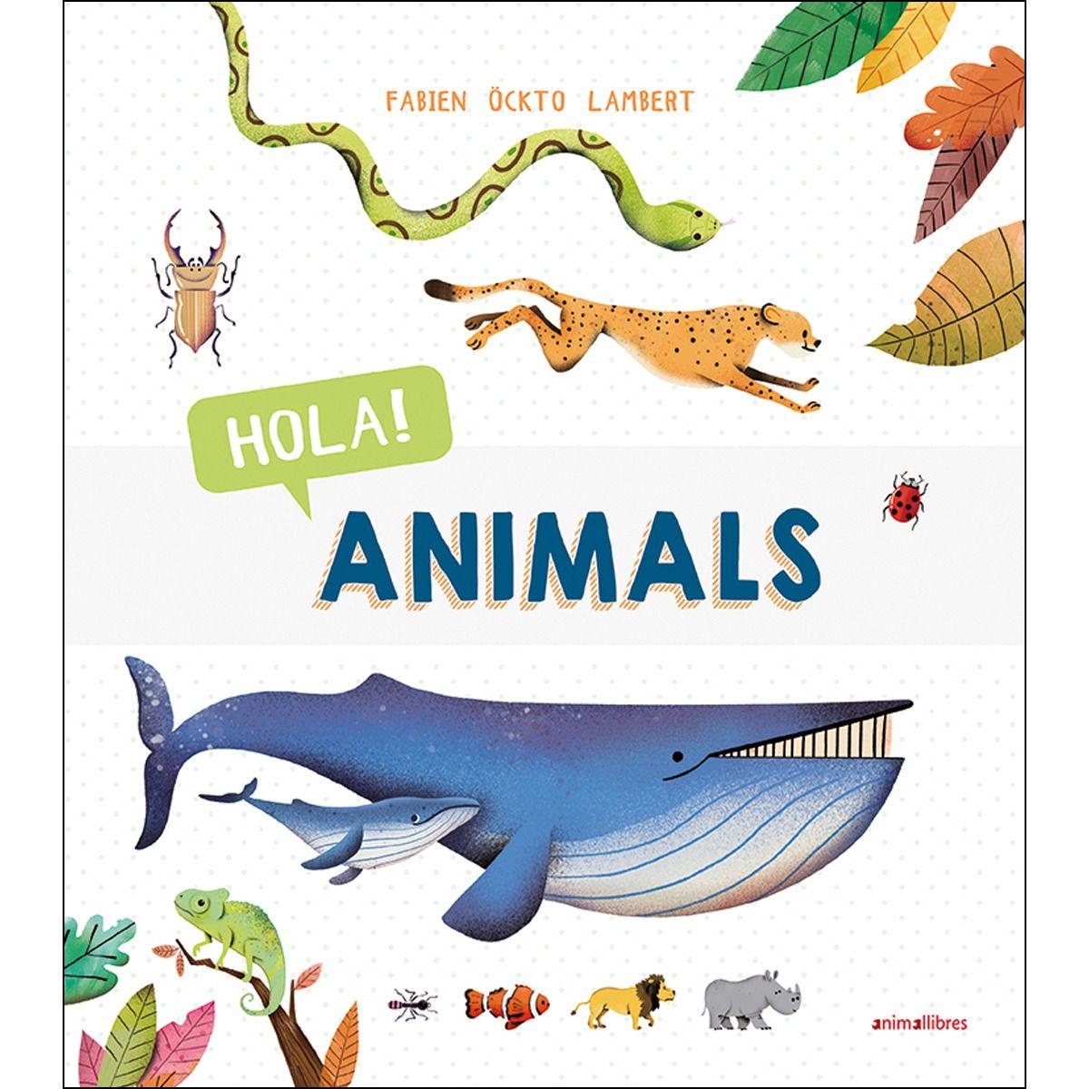 HOLA ANIMALS