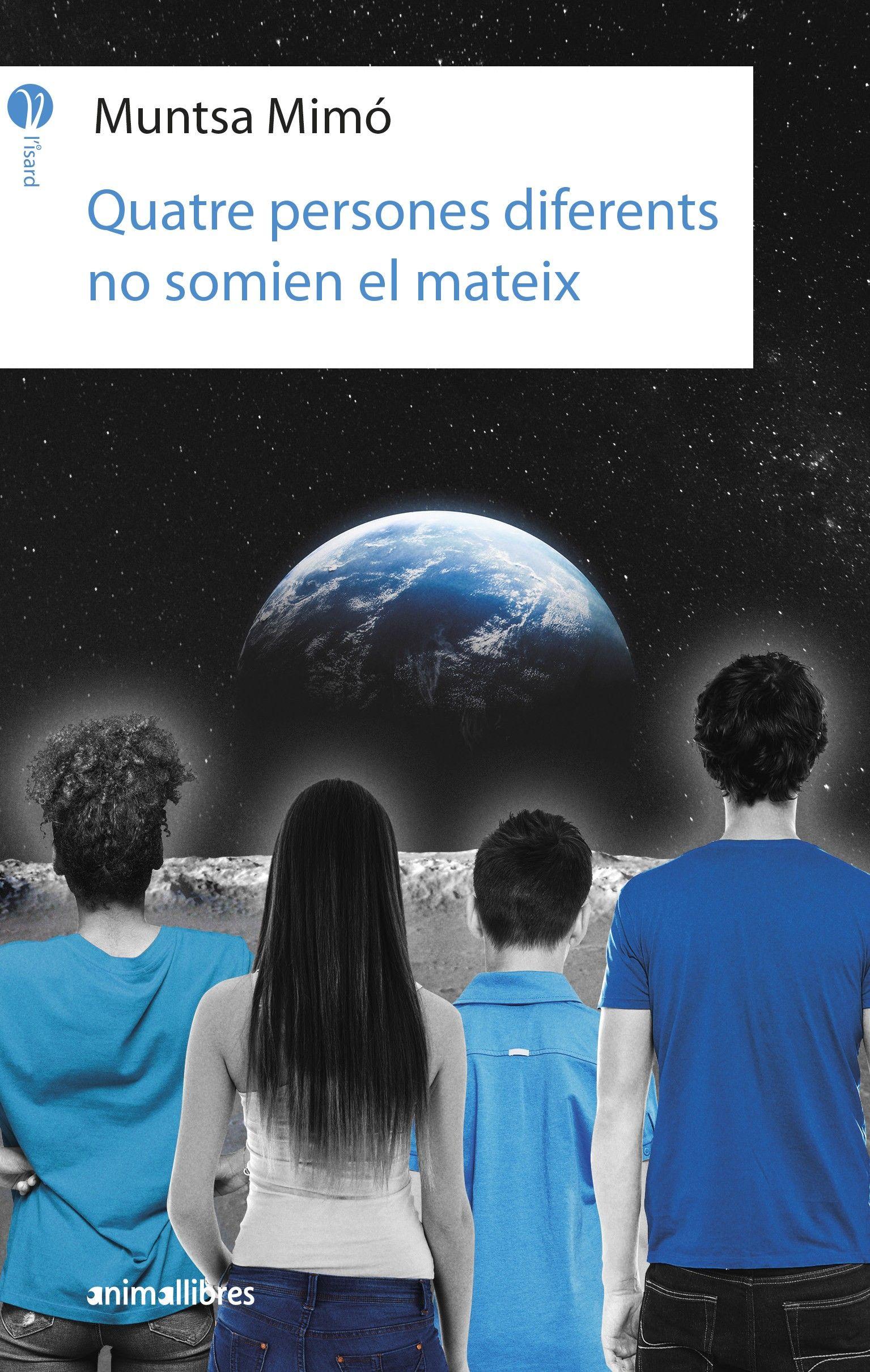 QUATRE PERSONES DIFERENTS NO SOMIEN EL MATEIX