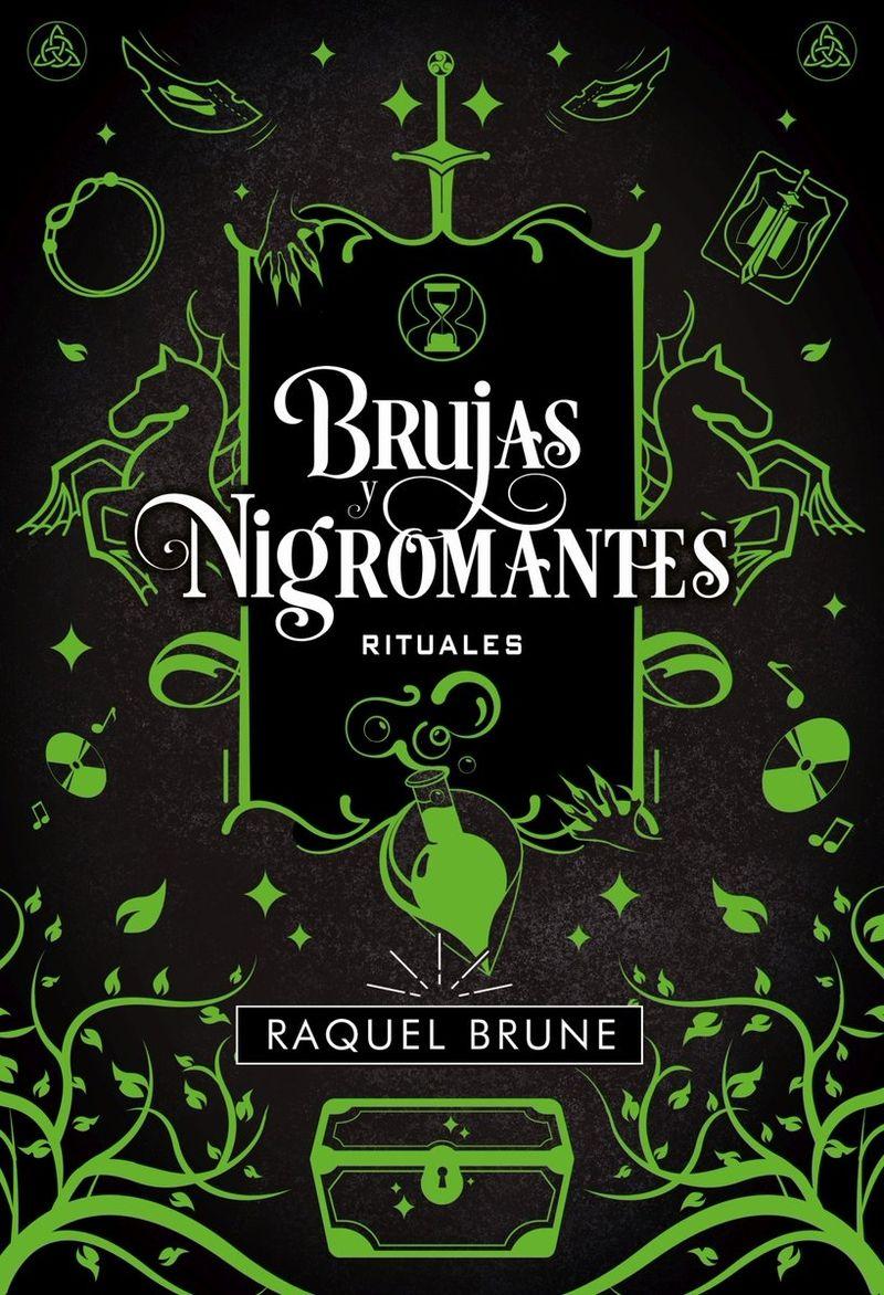 BRUJAS Y NIGROMANTES: RITUALES 2