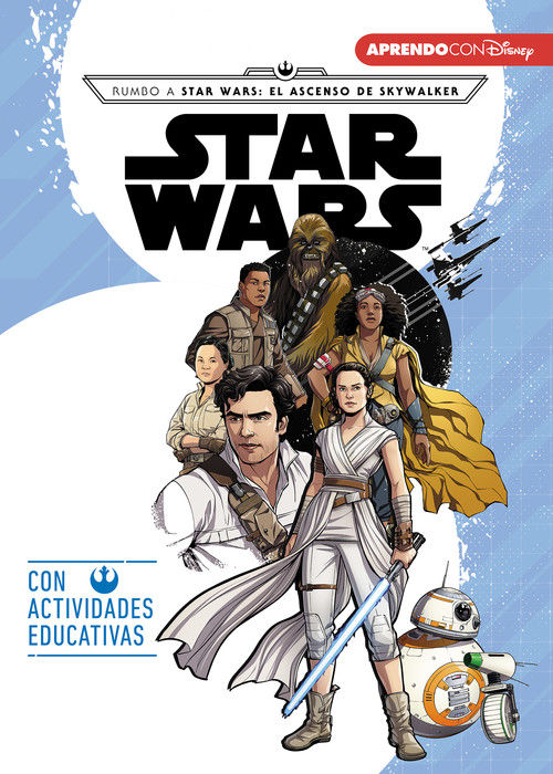 STAR WARS CAMINO AL EPISODIO IX EL ASCENSO DE SKYWALKER