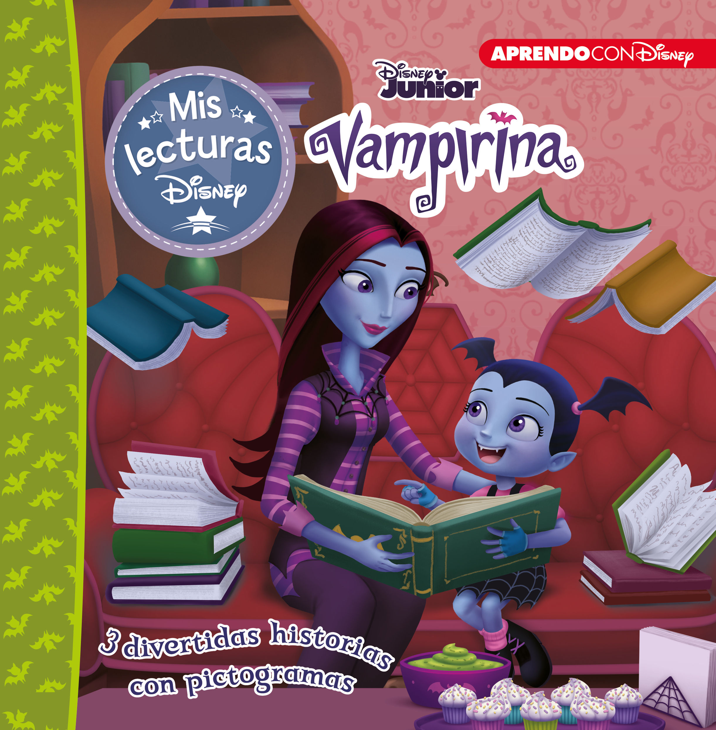 VAMPIRINA MIS LECTURAS DISNEY