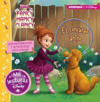 FANCY NANCY CLANCY EL CONSURSO CANINO MIS LECTURAS DISNEY
