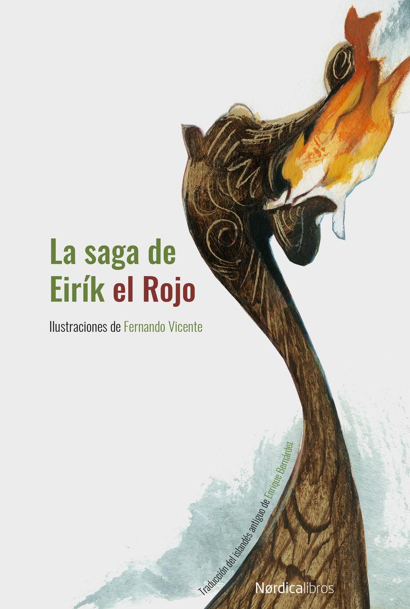 SAGA DE EIRÍK EL ROJO (NUEVA EDICIÓN EN CARTONÉ) LA