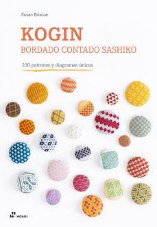 KOGIN: BORDADO CONTADO SASHIKO