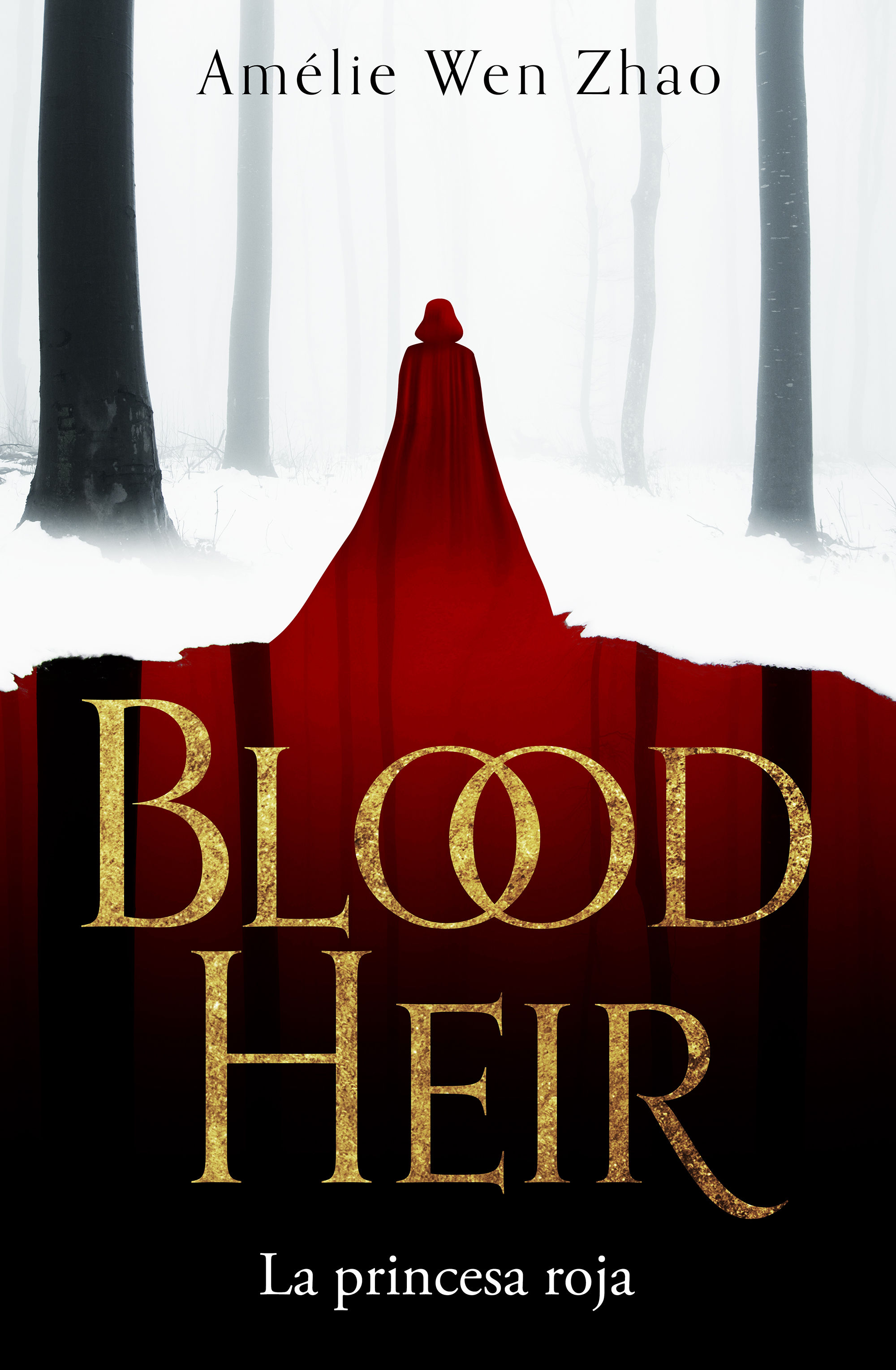 BLOOD HEIR 1 LA PRINCESA ROJA