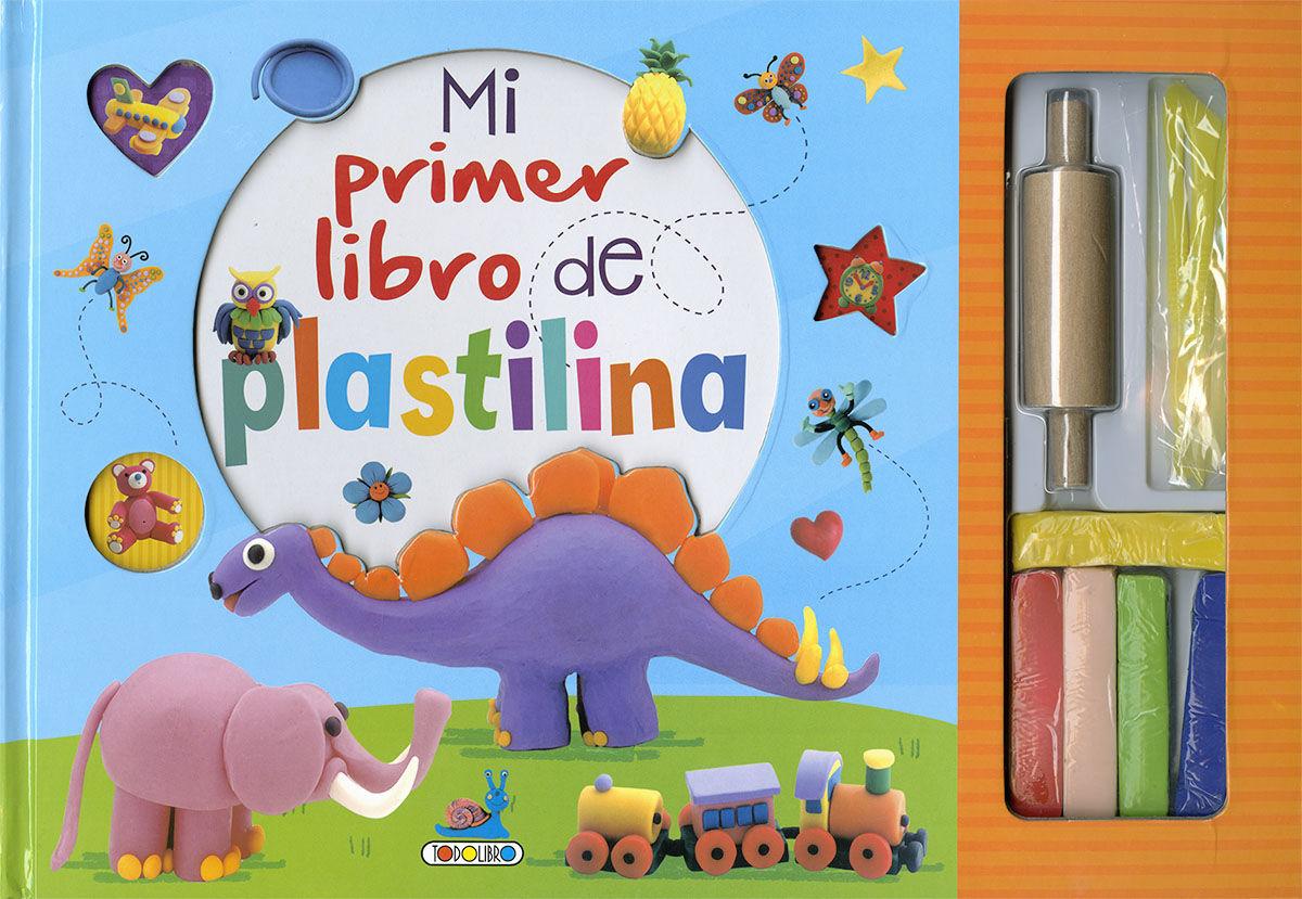 MI PRIMER LIBRO DE PLASTILINA