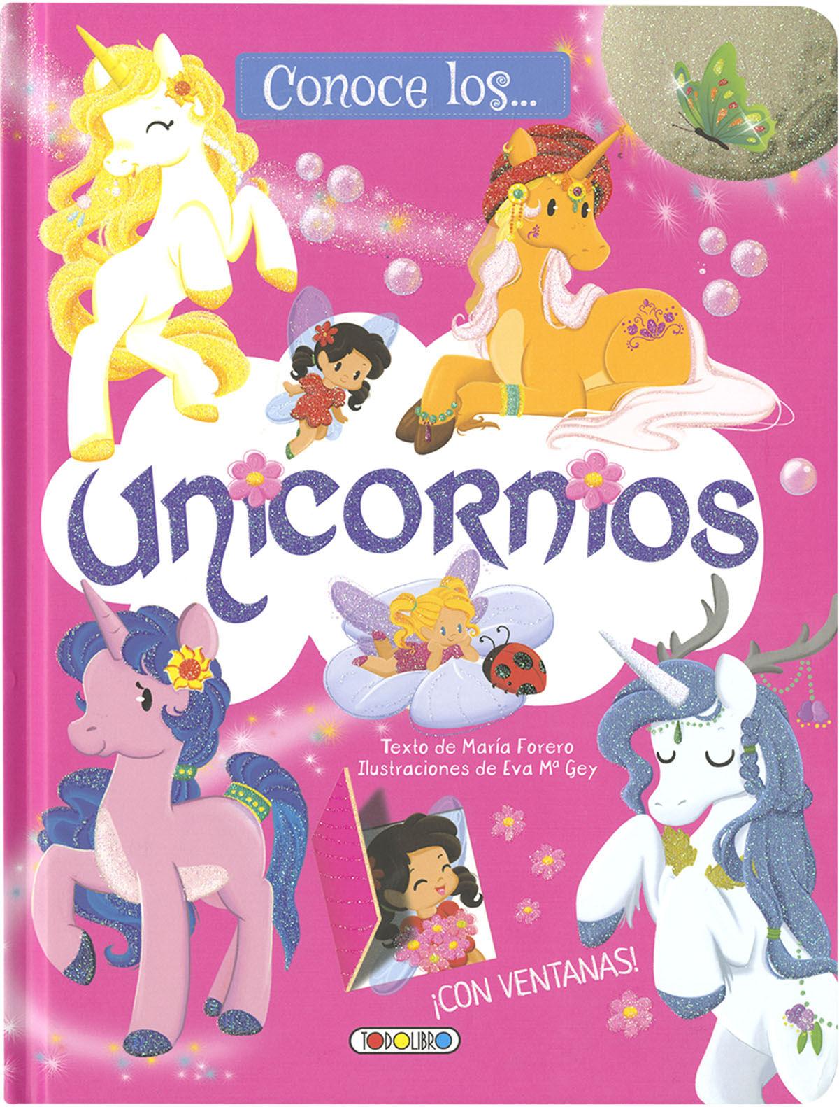 UNICORNIOS (CONOCE LOS)