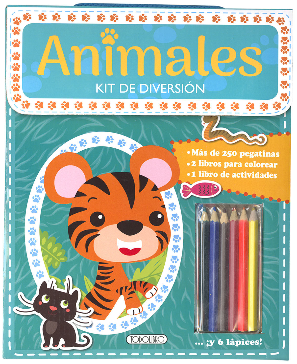 ANIMALES KIT DE DIVERSION