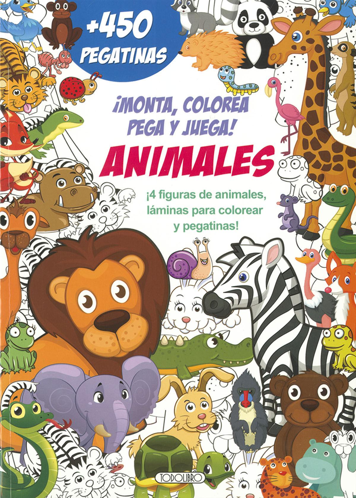 ANIMALES (AZUL)