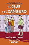 CLUB DE LAS CANGURO. BRAVO MARY ANNE