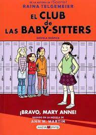CLUB DE LAS BABY SITTERS EL