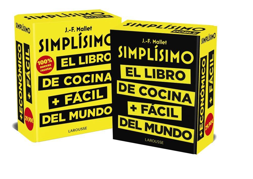 SIMPLISIMO DOBLE LOS LIBROS DE COCINA + FACILES DEL MUNDO