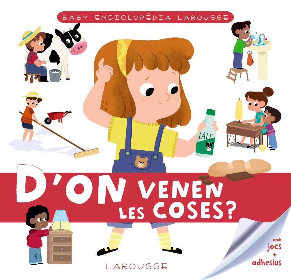 BABY ENCICLOPÈDIA  D'ON