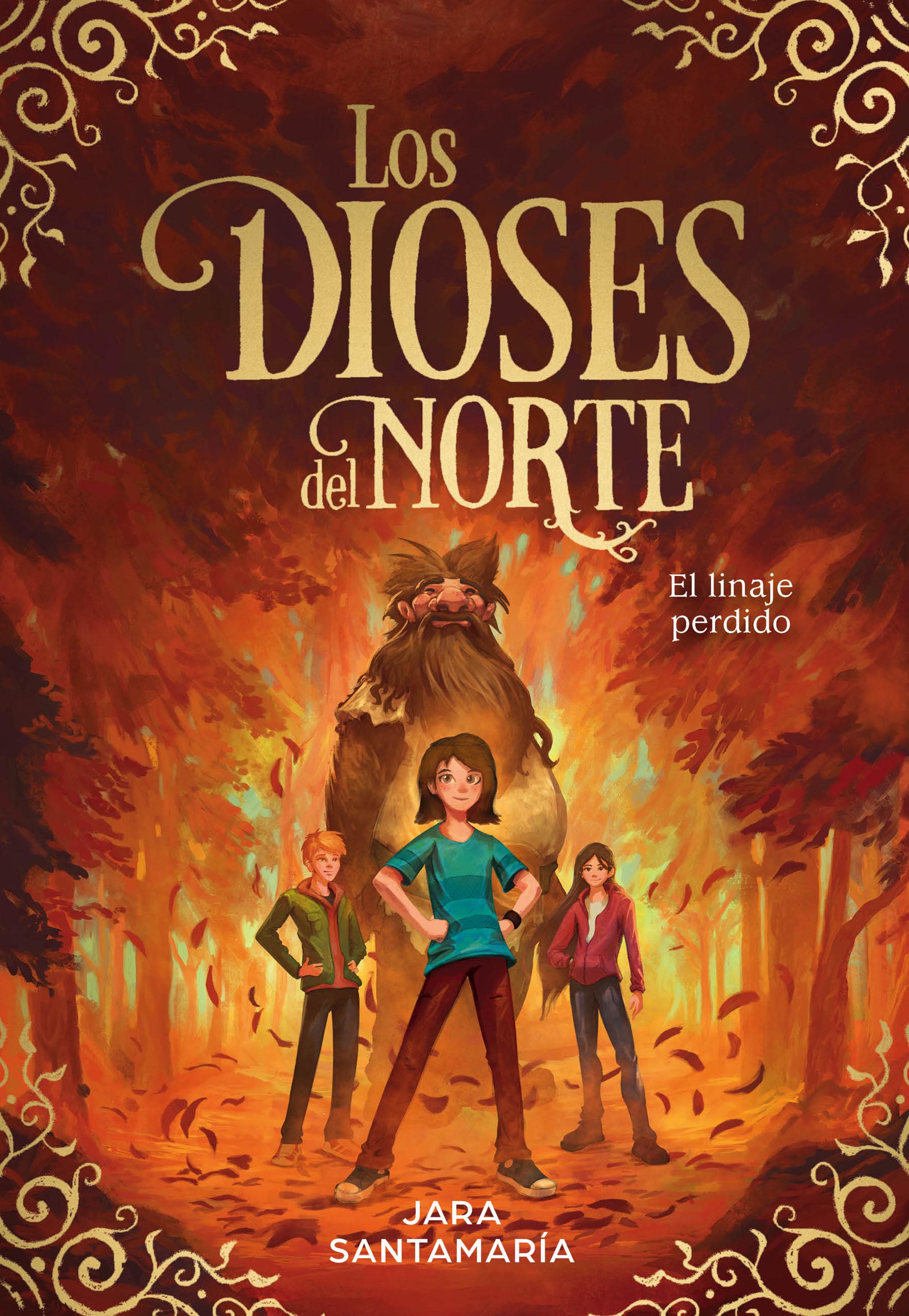 DIOSES DEL NORTE 3 LINAJE PERDIDO EL
